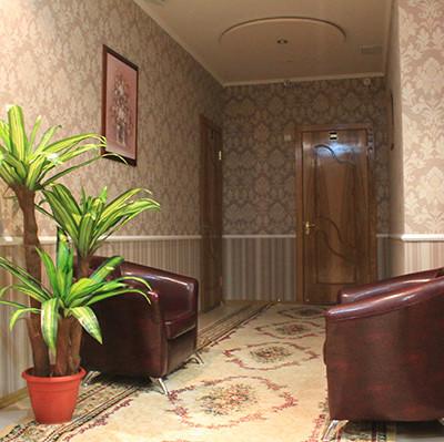 Кисловодск, гостиница